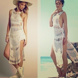 Free People swimsuit coverup